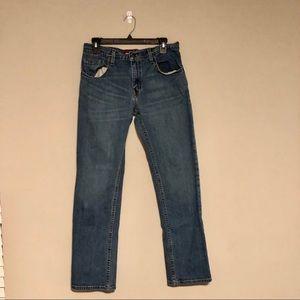 Arizona Jeans Slim Straight Jeans